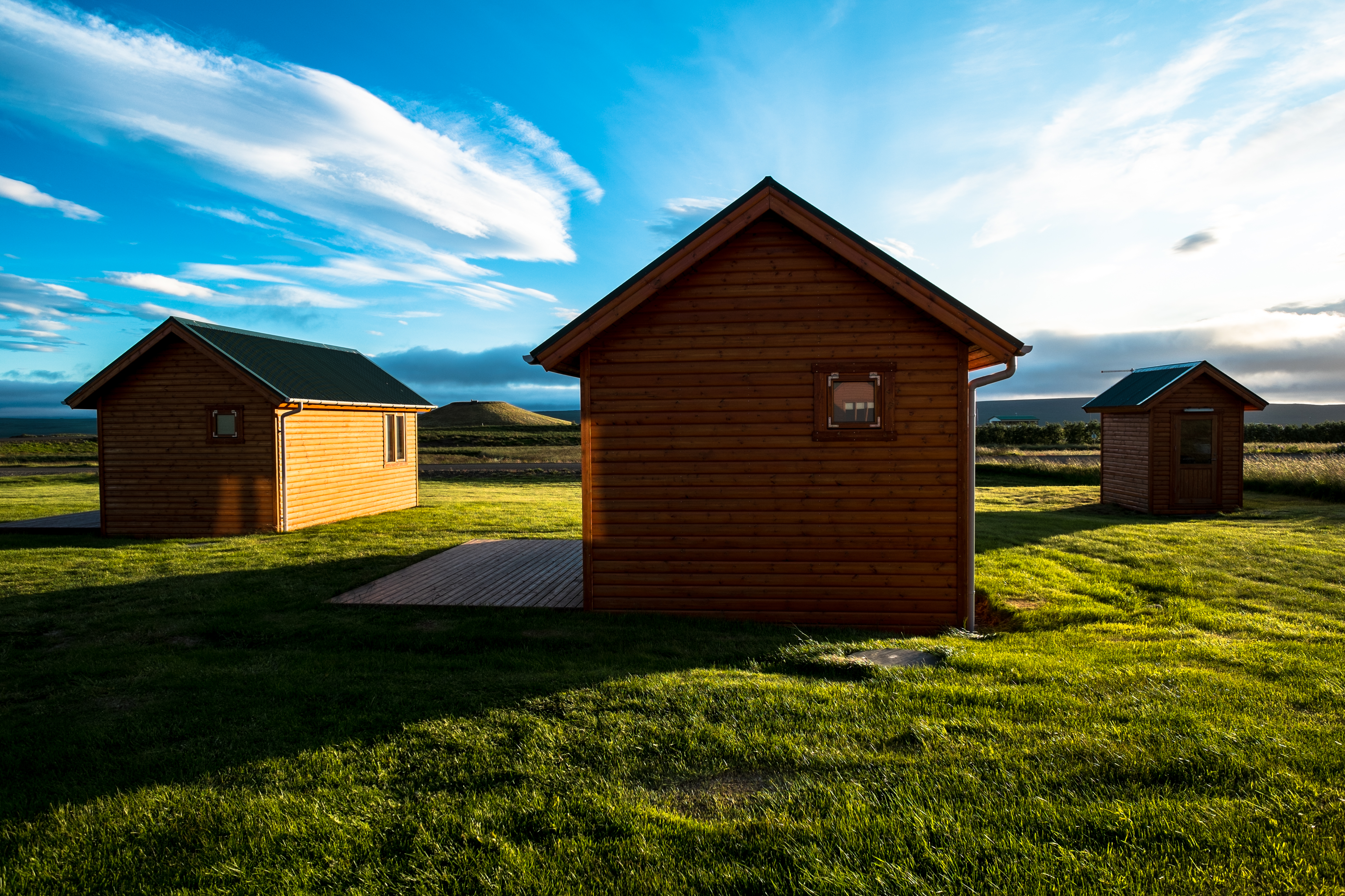 pin reykjav iceland round cottages year renting for rent k equipped well from luxury with