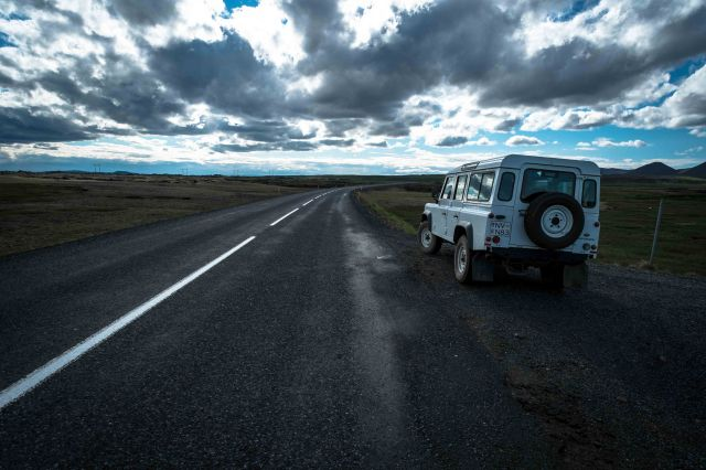 Iceland Land Rover Ring Road Wednesday