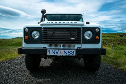 Iceland post Defender