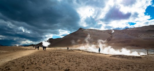 Iceland post Mars horizon